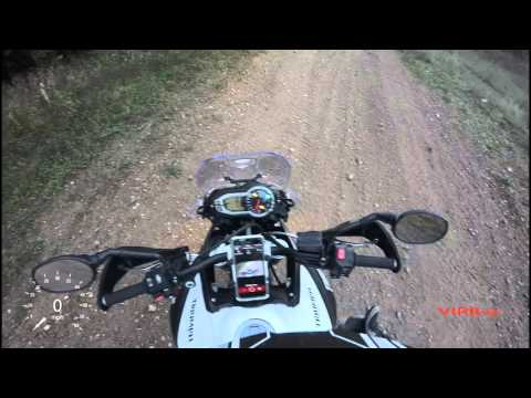 2015 TIGER 800 XCX SHORT TRAIL RIDE DEMO