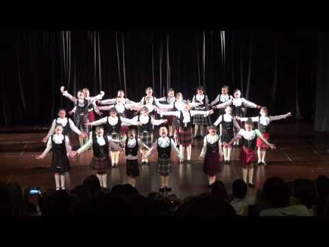 20151203 The British School Montevideo Scottish Dancing