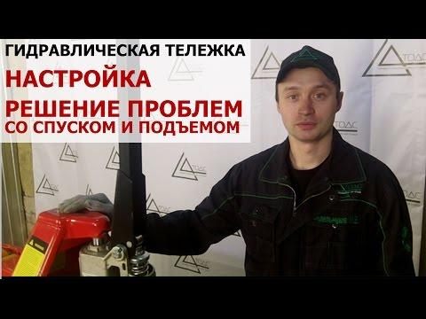 Ремонт гидроцилиндров в Москве