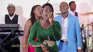 Ng Exalters   wamushilo live at Hotel Intercontinental Lusaka Gospel Praise And Worship