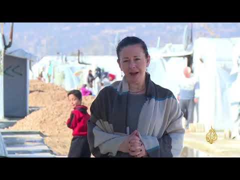 عدد اللاجئين السوريين بلبنان يتراجع لأقل من مليون  - 14:22-2018 / 1 / 13