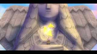 Skyward Sword - Getting the Triforce, Imprisoned gets a colossal headache, and Zelda Freed