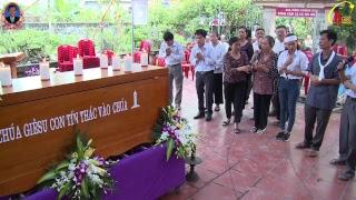 Trực Tiếp - Thánh Lễ Cầu Nguyện Cho Linh Hồn Ông Cố Luca Nguyễn Văn Hiến - Giáo Họ Công Bồi