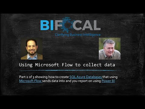 Capturing data with Microsoft Flow