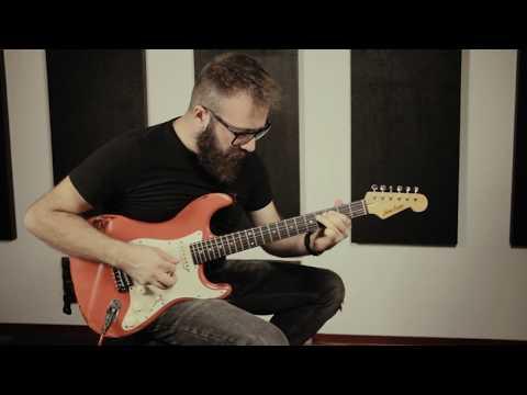 Alex Lace Stratocaster Series - Giacomo Pasquali
