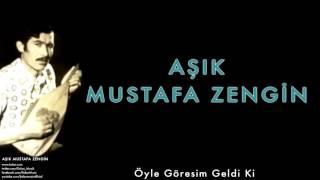 Gambar cover Aşık Mustafa Zengin - Öyle Göresim Geldi Ki [ Aşık Mustafa Zengin © 2015 Kalan Müzik ]