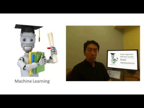 Lecture 2.1 — Linear Regression With One Variable | Model Representation — Andrew Ng