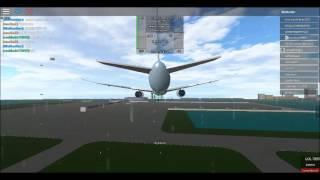 ROBLOX | Air Canada 787-8 , FLYING LIKE A PHYSCO