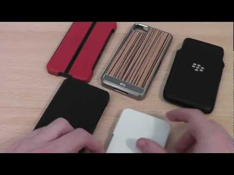 Best Cases For BlackBerry Z10 - Top 5 BlackBerry Z10 Cases