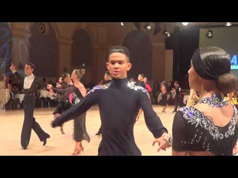 2016 WDC AL Disney  World  Junior U16 1/16 F Latin Rumba