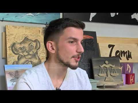 """""""String art"""" në Shqipëri  - Top Channel Albania - News - Lajme"""