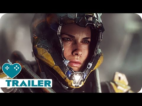 ANTHEM Gameplay Trailer (2019) New Bioware Game | E3 2017