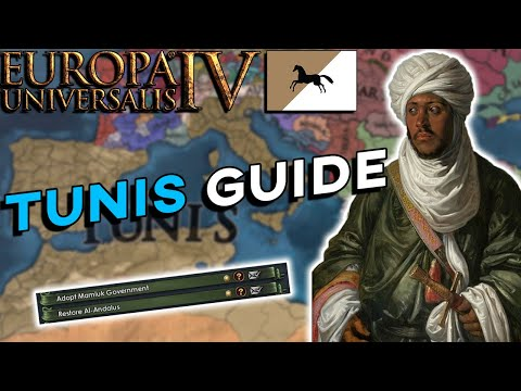 EU4 1.31 Tunis Guide - The Best North African Nation?