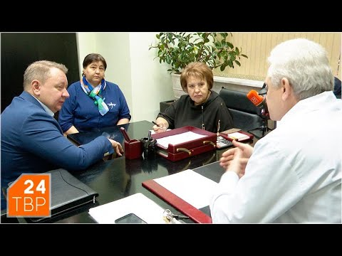 Пациенты стоматологической поликлиники задали вопросы главе | Новости | ТВР24 | Сергиев Посад