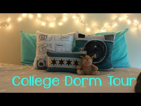 COLLEGE DORM TOUR - Ball State University // Payton Domschke