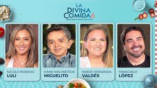 La Divina Comida - Luli, Miguelito, María Fernanda Valdés y Francisco López