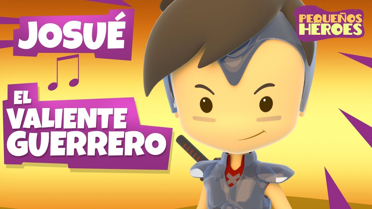 El Valiente Guerrero - Pequeños Héroes - Canción Infantil de Generación 12 Kids