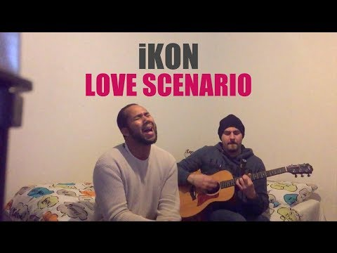 IKON - 사랑을 했다 (LOVE SCENARIO) English Cover + Lyrics
