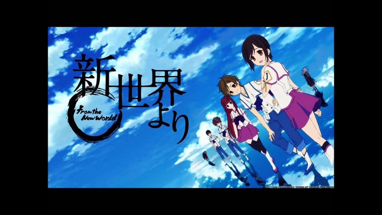 Shinsekai yori (from the new world) Ending 1 - YouTube