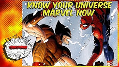 What Is the Marvel NOW! - Know Your Universe | Comicstorian