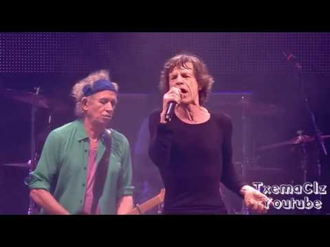 The Rolling Stones - Tumbling Dice (Live Glastonbury)