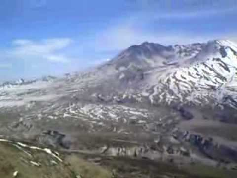 Mt. St. Helens on the 28th Anniversary