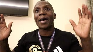 'WE WON'T STOP!' - TUNDE AJAYI REACTS TO ANTHONY YARDE'S KO LOSS AGAINST SERGEY KOVALEV IN RUSSIA
