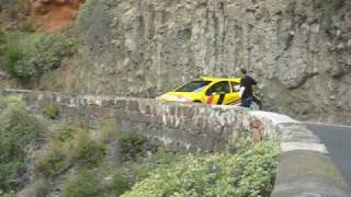Download Thierry Neuville Trompo Spin Peugeot 207 S2000 - Test IRC Rally Islas Canarias 2010