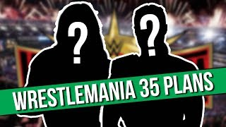 WWE WrestleMania 35 Main Event Plans | NXT TakeOver: WarGames Card Update
