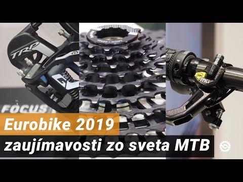 Eurobike 2019 - Zaujímavosti Zo Sveta MTB