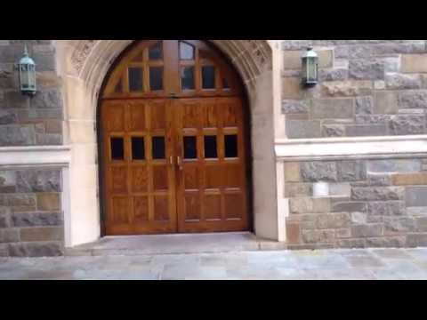 A walk through Georgetown University
