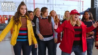 PITCH PERFECT 3 | It's a riff-off pitches!