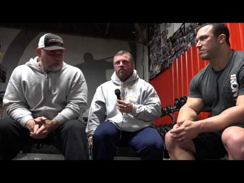 The tipping point- Dave Tate, John Meadows and Andrew Hudson