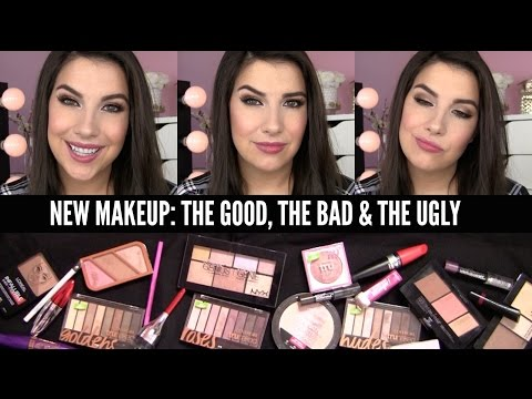 NEW Drugstore Makeup: The Good, The Bad & The Ugly