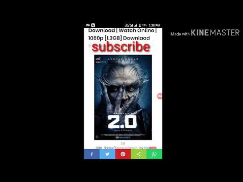Download How to download robot2.0 movie full HD