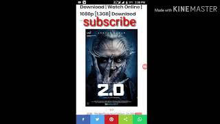 How to download robot2.0 movie full HD