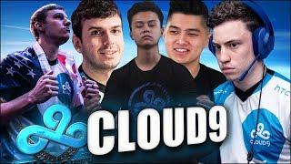 cloud9 after roster changes cs go