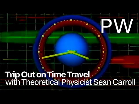 Trip Out on Time Travel With Theoretical Physicist Sean Carroll