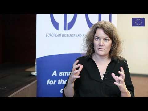 Is Education Broken? - Audrey Watters Interview by Steve Wheeler at #EDEN15
