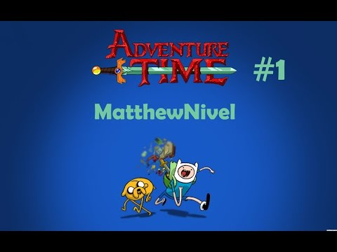 Adventure Time: Explore the Dungeon Because I DONT KNOW! #1