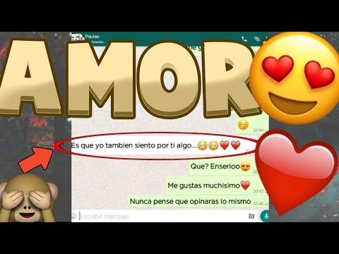 Amor Por WhatsApp!
