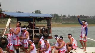 Đua Thuyền Sông Lô 2018 , Hữu Đô Đoan Hùng giải nhất