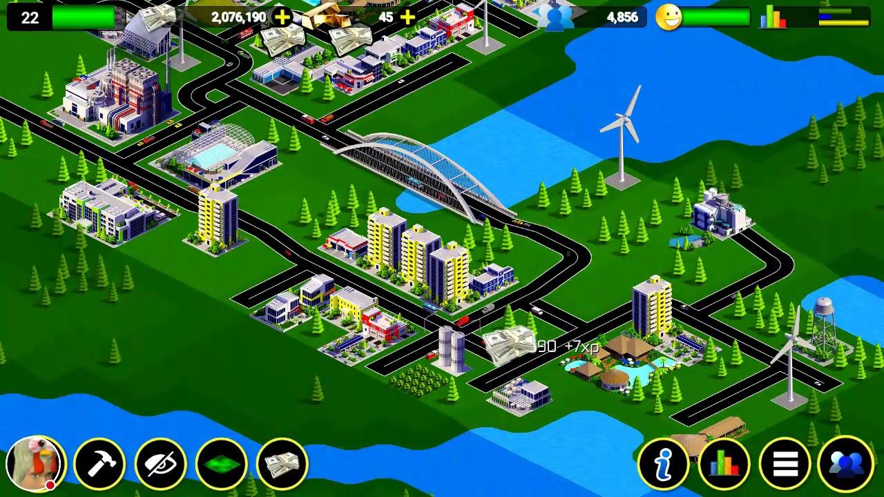Designer City 2 how to make millions/billions