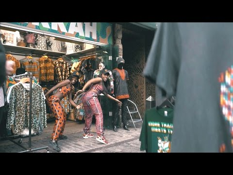 Sherrie Silver and French Nana | Vibe Squad- EMERGENCY DANCE VIDEO