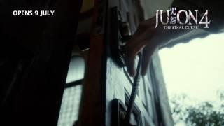 Ju-On 4: The Final Curse 咒怨 4 Trailer - 9 July