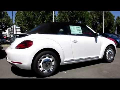 2015 Volkswagen Beetle 1.8t Classic Convertible San Jose Sunnyvale Hayward Redwood City Cupertin