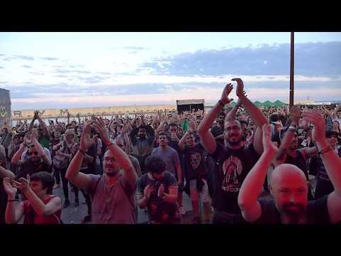 "Jardin de la Croix, ""Colorado Springs"" live Barcelona 03-06-2017, Primavera Sound Forum"