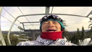 2012-2013シーズンお送りしているキャシャーンTV、第5回はアメリカ、オレゴン州Mtバチェラーのスノーボードパークを紹介いたします!