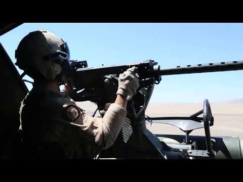 Marines Conduct Close Air Support - ITX 5-17