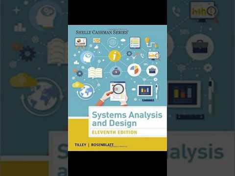 Best books on System Analysis and Design